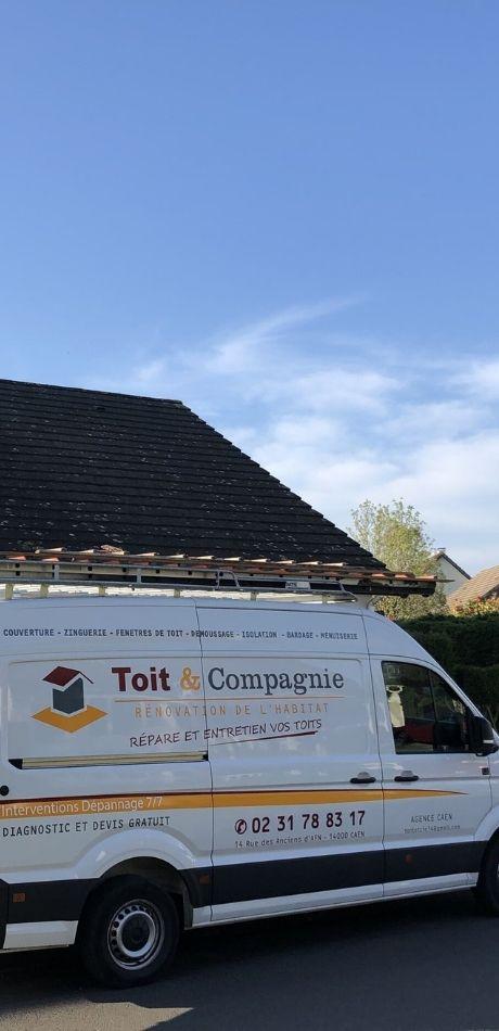 Mister Toit : Entreprise de Couverture Toiture Normandie Caen Mondeville