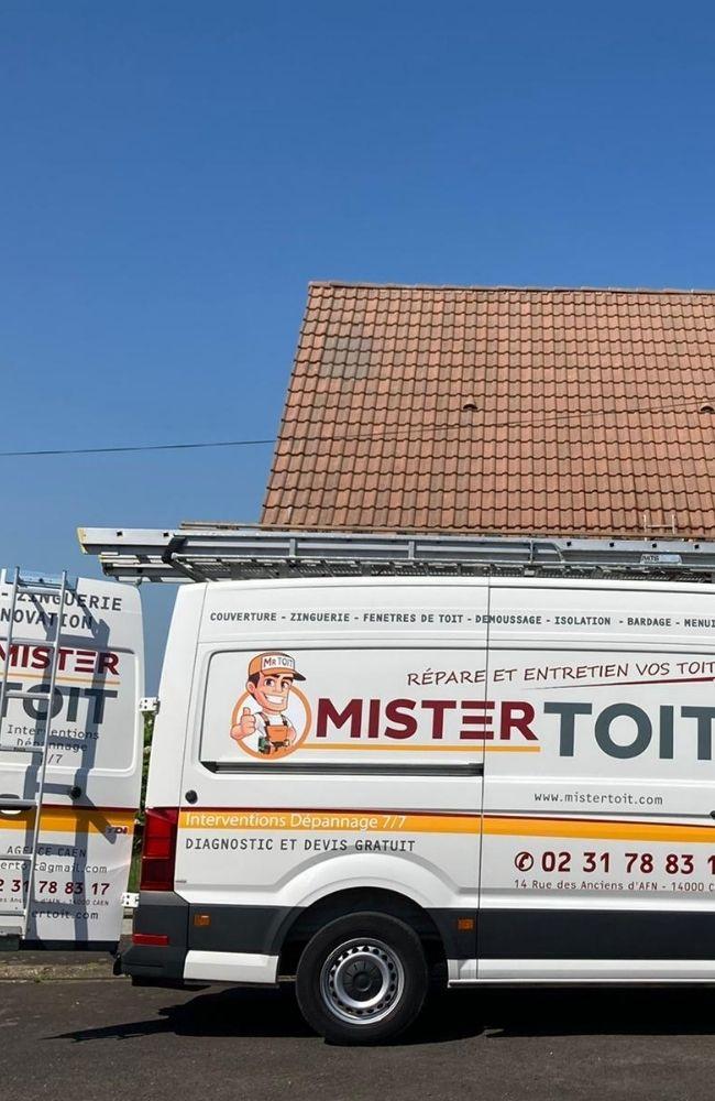 Mister Toit, Couvreur Caen (14)